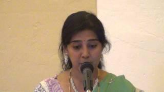 Nageyu baruthide - Sthuthi Bhat @SKV Temple.