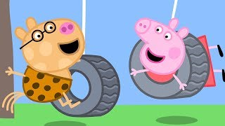 Peppa Pig Official Channel | Peppa Pig Meets Pedro Pony in the Jungle!