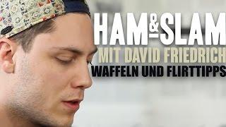 HAM & SLAM #5 – Gast: David Friedrich