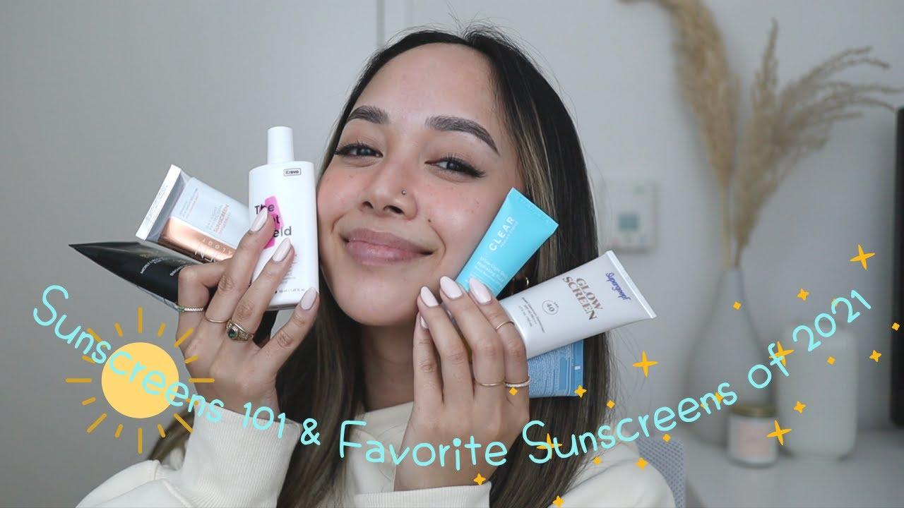 Download SUNSCREEN BASICS   Current Favorite Sunscreens 2021