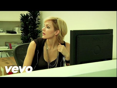 Katharine McPhee - VEVO Employee For a Day