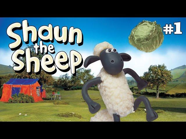 Shaun the sheep off the baa