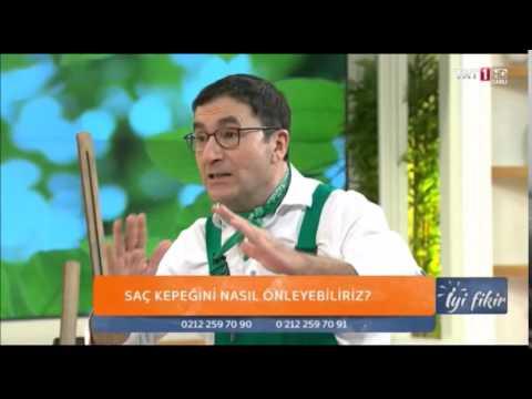 Erkan Şamcı Kepek Karşıtı Doğal Formül