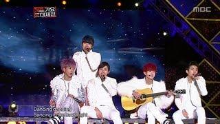 B1A4 VS INFINITE - 비원에이포 VS 인피니트, KMF 2012 thumbnail