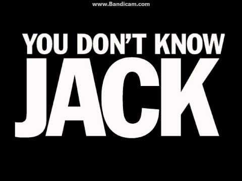 You Don't Know Jack vol 1 (NOT STEAM) round 3 (or Jack Attack) |