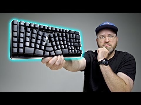 Thumbnail: Is This The Future Of Keyboards?