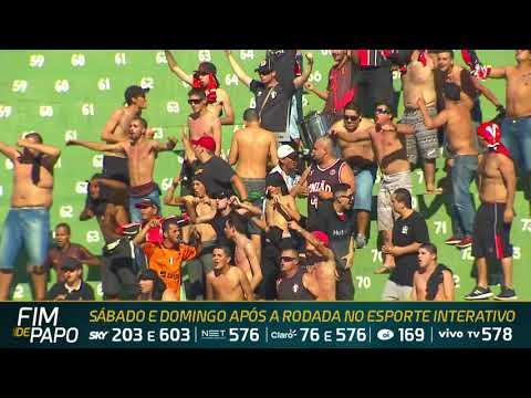Melhores Momentos - Bragantino 1 x 1 Joinville - Série C (03/09/17)
