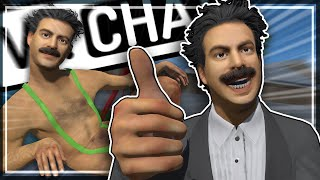Borat But its VR - Vrchat Funny Moments