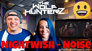 NIGHTWISH - Noise (OFFICIAL MUSIC VIDEO) THE WOLF HUNTERZ Reactions