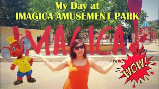 A Day at Imagica | Best Theme Park In India | Adlabs Imagica Khopoli