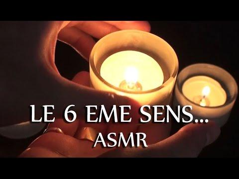 *Le 6ème sens* ASMR français  *the 6th sense* French ASMR ChuchotementsWhispering
