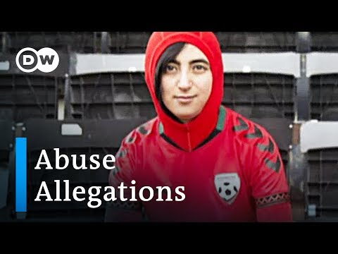 Afghan women's soccer team members accuse officials of sexual abuse | DW News