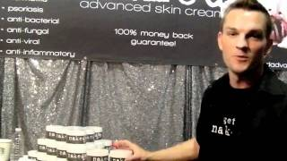 IMATS Toronto 2011 with Matt Machiniak of Naked Advanced Skin Solutions Thumbnail