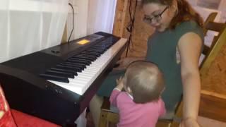Уроки музыки продолжение 🤣😂😊😊🤗