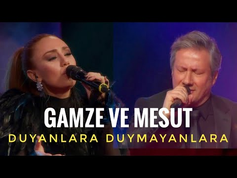 Mesut ve Gamze - Duyanlara Duymayanlara | O Ses Türkiye Düello (02.02.2017)