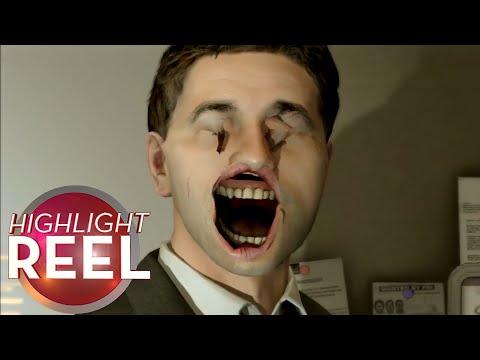 Highlight Reel #333 - Heavy Rain Modded Into A Nightmare