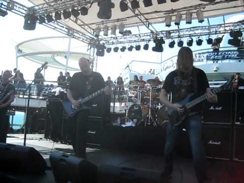 God Dethroned - Live - God Dethroned - 70,000 Tons Of Metal - 2012