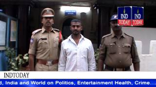 Golconda Rowdy Sheeter Abbas held under PD ACT by Hyderabad City Police