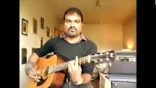 Kitne Bhi Tu Karle Sitam ,,Guitar Cover