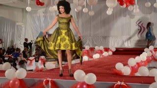 Asmara, 2 febbraio 2013 Sfilata Farida Style, Musica dj Alex Lees