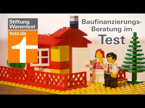 Test Bankberatung zur Baufinanzierung: 2x mangelhaft