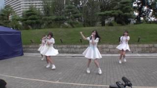 2016年10月23日 城天あいどるストリートVol.12 at 大阪城公園 リミセス ...
