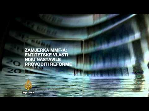 Smanjenje potrošnje u BiH uvjet za novi kredit MMF-a - Al Jazeera Balkans