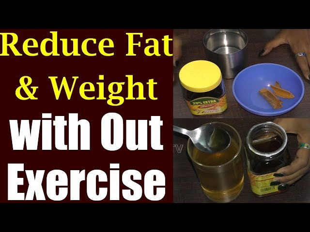 No-Diet, No-Exercise | How to Lose Fat &Weight and Get More Energy | PDTV Health and Beauty Tips
