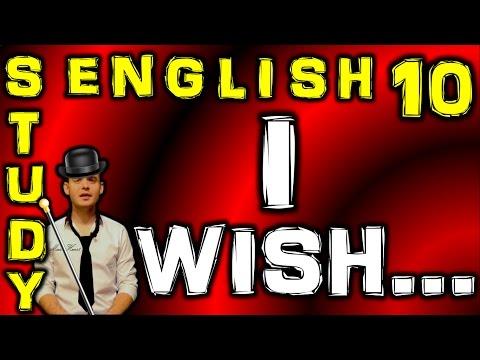 10. Английский: I WISH / ЖАЛЬ, ЧТО (Я ЖЕЛАЮ) (Max Heart)