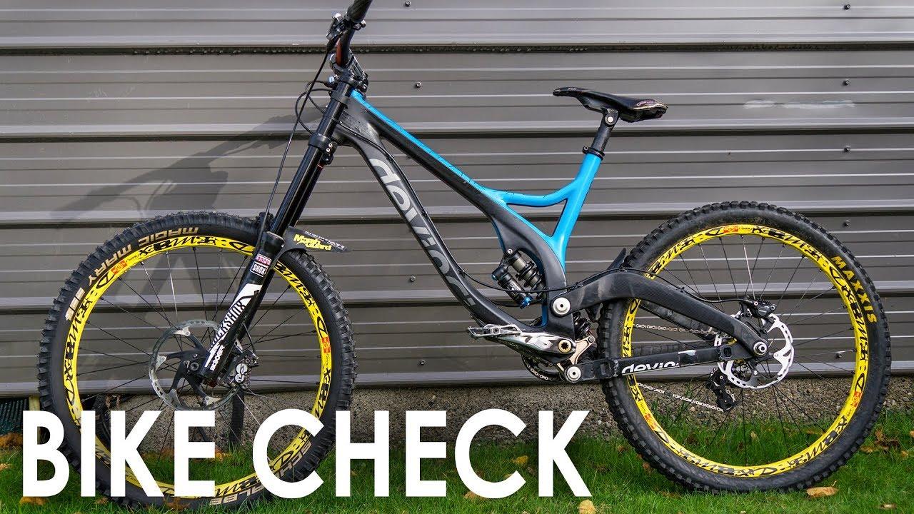 d7d183cb1b1 Bye Bye Norco, Hello Devinci! – Bike Check Devinci Wilson | Jordan ...