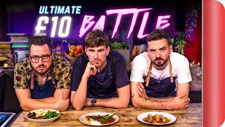 ULTIMATE £10 BUDGET COOKING BATTLE!!