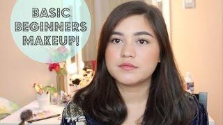Basic Beginners Makeup Tutorial   SarahAyu