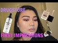 cruelty free new drugstore makeup first impression