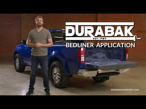 Best Do It Yourself Bed Liner Paint Roll On Spray Bed Liner Durabak