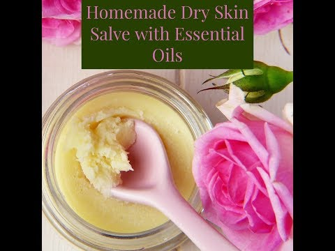 homemade-dry-skin-salve-with-essential-oils