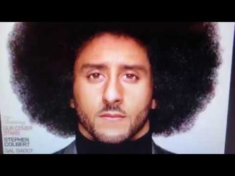 Colin Kaepernick GQ Citizen Of The Year Award Should Make NFL Smile