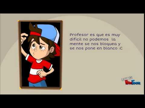 Animacion Asesinato del profesor de matematicas