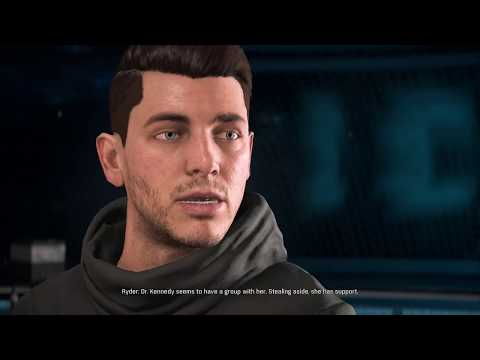 Mass Effect: The First Human Baby in Andromeda