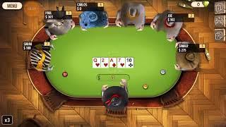 16.-poker of governor 2 (parte 16) carlos sg21