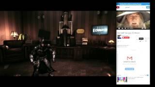 Batman Sax (Arkham Knight)