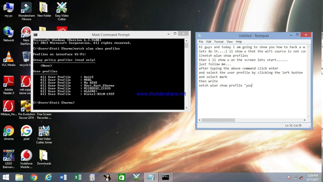 wifi password hack for pc windows 8