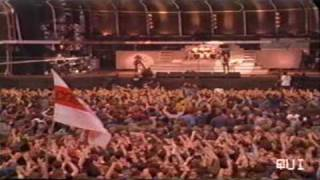 Metallica Creeping Death Live 1991 at Moscow Russia