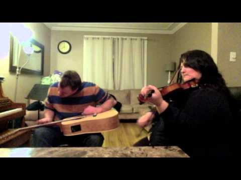 Patti Lamoureux & Jeremy Rusu play some Calvin Vollrath tunes