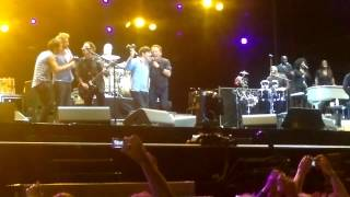 Bruce Springsteen AND Mumford and Sons - Hungry Heart (28-05-