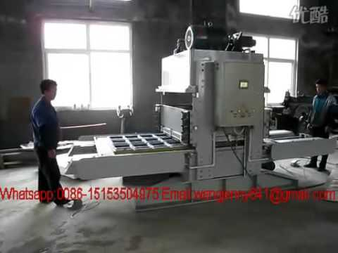 Fully automatic PS plate forming and cutting machine made in China