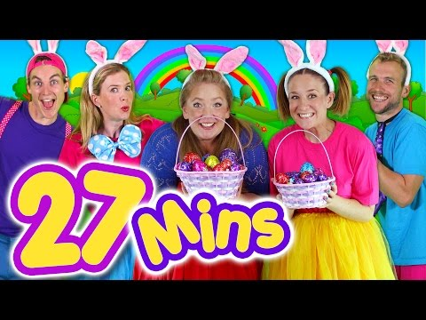 kids-easter-songs-collection-&-lots-more!-27mins-easter-bunny-songs-collection-compilation