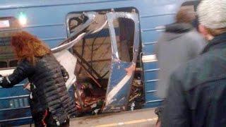 Взрыв в метро в Питере    Теракт в метро Санкт-Петербурга    Реакция жителей Москвы на теракт в СПб