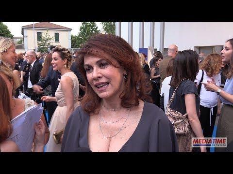 Elena Sofia Ricci candidata ai Nastri d'Argento 2018