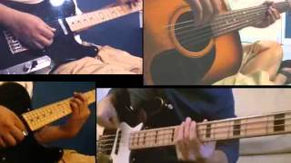 Eraserheads - Wag kang matakot guitar cover v 2.0