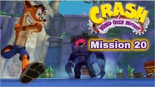 Crash: Mind Over Mutant - Mission 20